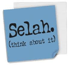 selah think about it